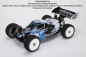Mobile Preview: SWORKz S35-3E 1/8 Pro Brushless Buggy Kit