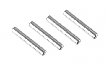 Team Corally - Pin - Steel - 2x11mm - SBX-410 - 4 Stk.