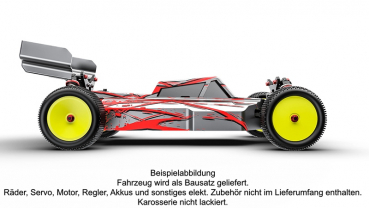 Team Corally - SBX-410 4WD Racing Buggy Kit Bausatz