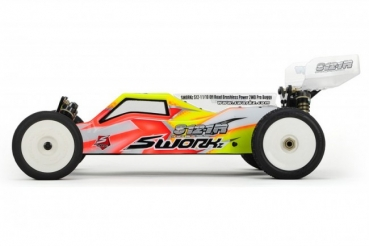 SWORKz S12-1M Carpet Edition 1/10 2WD EP Off Road Racing Buggy Pro Kit