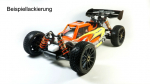 SWORKz APOLLO 1/8 Sport Brushless RTR Buggy - mit lackierter Karosserie -