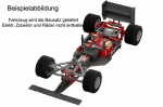 Team Corally - FSX-10 Car Kit - Chassis kit - Bausatz