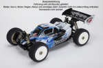 SWORKz S35-3E 1/8 Pro Brushless Buggy Kit